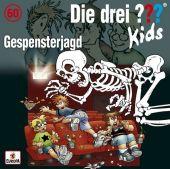 Die drei ??? Kids - Gespensterjagd, 1 Audio-CD
