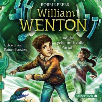 William Wenton und das geheimnisvolle Portal, 3 Audio-CDs