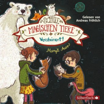 Versteinert!, 2 Audio-CDs