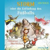 Storm oder die Erfindung des Fußballs, 2 Audio-CDs Cover