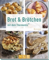 Brot & Brötchen mit dem Thermomix® Cover