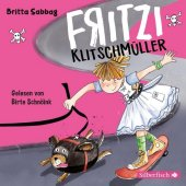 Fritzi Klitschmüller, 1 Audio-CD Cover