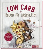 Low Carb Backen für Weihnachten Cover