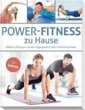 Power-Fitness zu Hause Cover