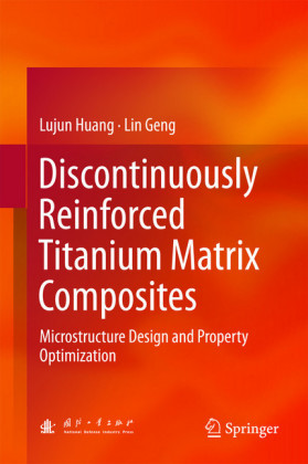 Discontinuously Reinforced Titanium Matrix Composites