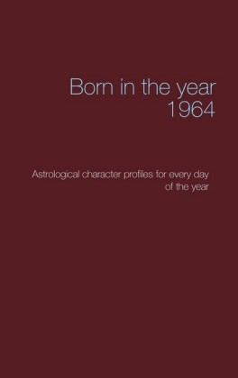Born in the year 1964