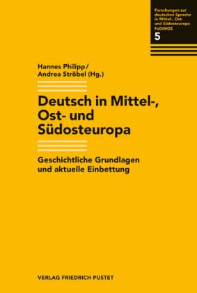 Deutsch in Mittel-, Ost und Südosteuropa