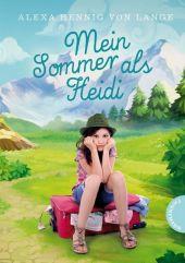 Mein Sommer als Heidi Cover