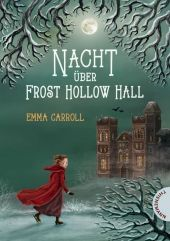 Nacht über Frost Hollow Hall Cover