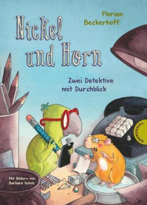 Nickel und Horn - Zwei Detektive mit Durchblick