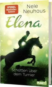 Elena - Ein Leben für Pferde - Schatten über dem Turnier Cover