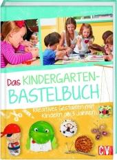 Das Kindergarten-Bastelbuch Cover