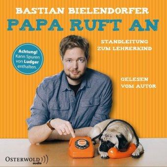 Papa ruft an, 4 Audio-CDs