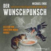Der satanarchäolügenialkohöllische Wunschpunsch, 1 MP3-CD Cover