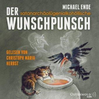 Der satanarchäolügenialkohöllische Wunschpunsch, 1 MP3-CD