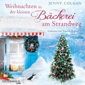 Weihnachten in der kleinen Bäckerei am Strandweg, 2 MP3-CDs