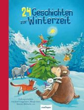 24 Geschichten zur Winterzeit Cover