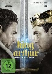 King Arthur: Legend of the Sword, 1 DVD Cover