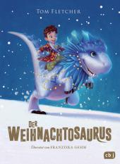 Der Weihnachtosaurus Cover