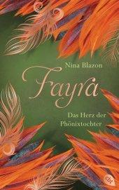 Fayra - Das Herz der Phönixtochter Cover