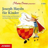 Joseph Haydn für Kinder, 2 Audio-CDs Cover