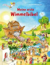 Dein kleiner Begleiter: Meine erste Wimmelbibel Cover