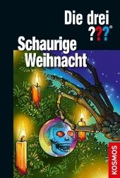 Die drei ??? Schaurige Weihnacht Cover
