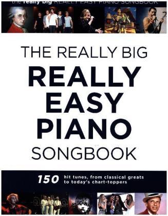 The Really Big Really Easy Piano Book
