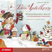 Tilda Apfelkern - Weihnachtszauber überall, 1 Audio-CD Cover