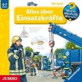 Alles über Einsatzkräfte, 1 Audio-CD Cover