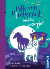 Pelle von Pimpernell und das Geisterpferd Cover