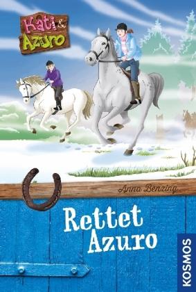 Kati & Azuro - Rettet Azuro