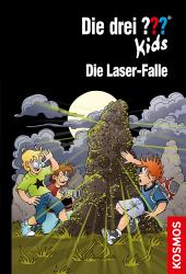 Die drei ??? Kids, Die Laser-Falle