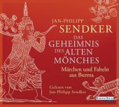 Das Geheimnis des alten Mönches, 2 Audio-CDs Cover