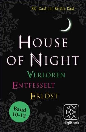 """House of Night"" Paket 4 (Band 10-12)"