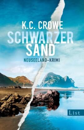 Schwarzer Sand. Neuseeland-Krimi