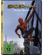 Spider-Man Homecoming, 1 DVD Cover
