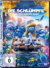 Die Schlümpfe - Das verlorene Dorf, 1 DVD Cover