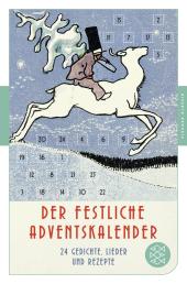 Der festliche Adventskalender Cover