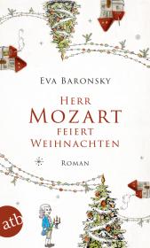 Herr Mozart feiert Weihnachten Cover