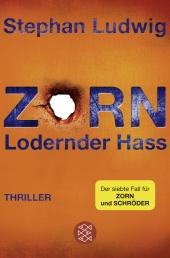 Zorn - Lodernder Hass Cover