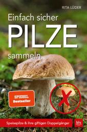 Einfach sicher Pilze sammeln Cover