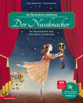 Der Nussknacker, m. Audio-CD Cover