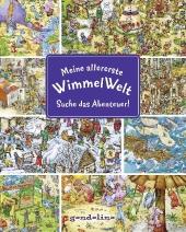 Meine allererste WimmelWelt - Suche das Abenteuer!