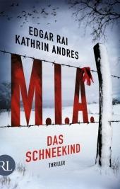 M.I.A. - Das Schneekind Cover