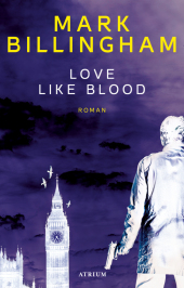 Love like blood Cover