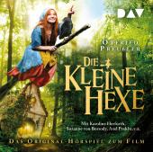 Die kleine Hexe - Das Original-Hörspiel zum Film, 1 Audio-CD Cover