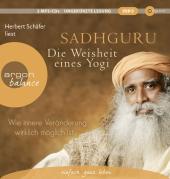 Die Weisheit eines Yogi, MP3-CD Cover