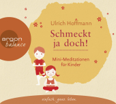 Schmeckt ja doch!, 1 Audio-CD Cover