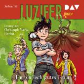 Luzifer junior - Ein teuflisch gutes Team, 2 Audio-CDs